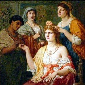 La cura della persona nell'antica Roma