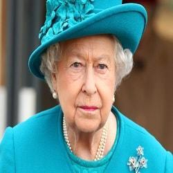 broncio regina inglese.