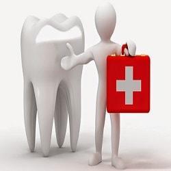 emergenza dentista.