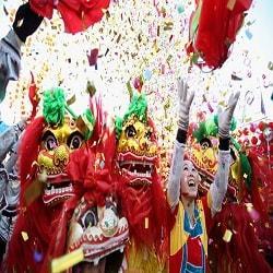 Capodanno cinese 2017.