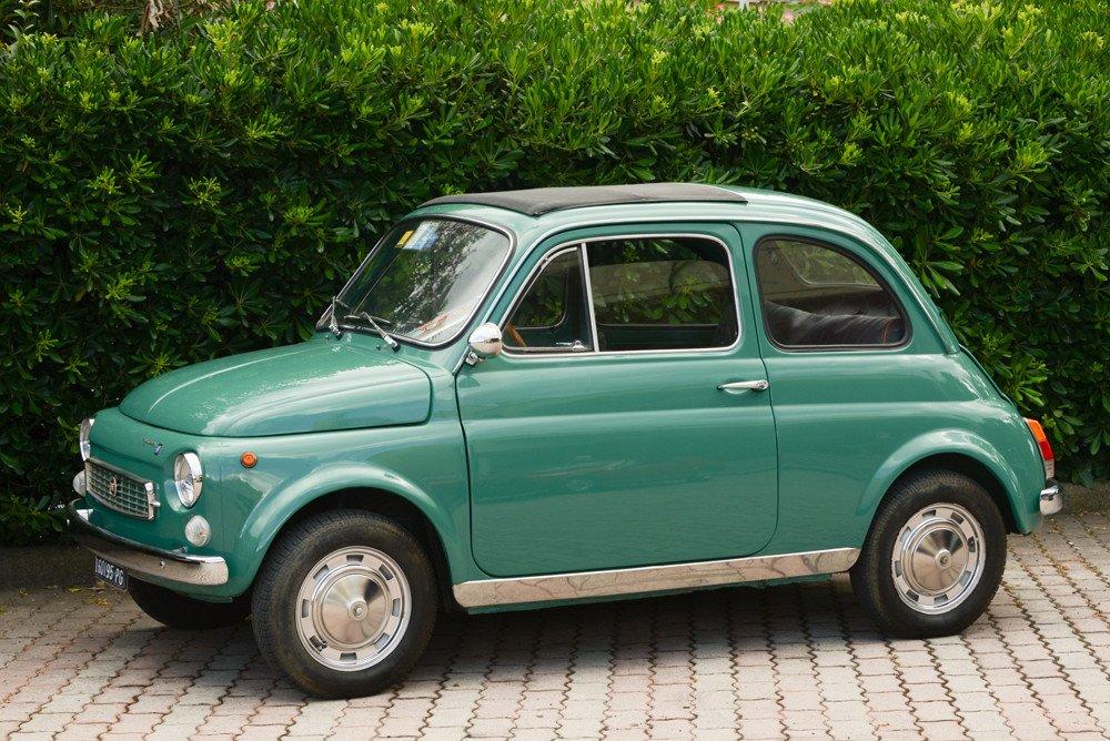 Studi Mazzei sponsor raduno auto epoca