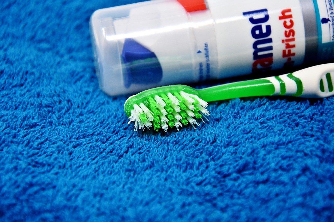 Igiene orale vacanza