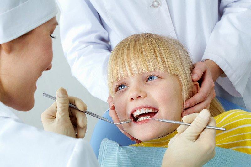 dentista per bambini - pedodonzia