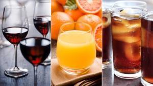 drink acidi e coloranti che macchiano denti gialli