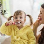 Igiene orale nei bambini: una ricerca