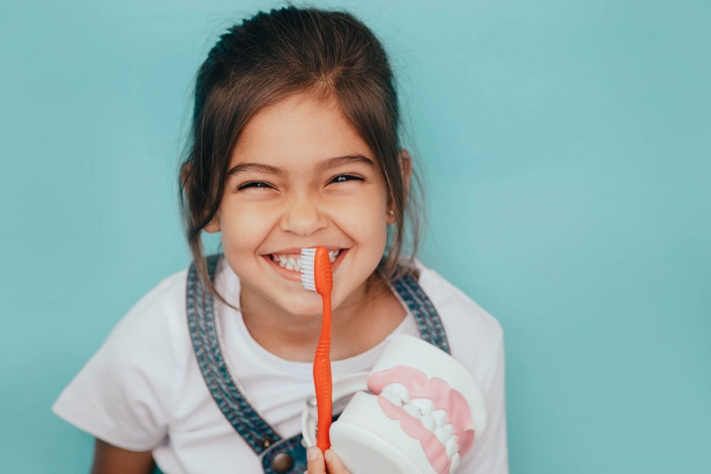 Dentista per bambini Roma: la prima visita