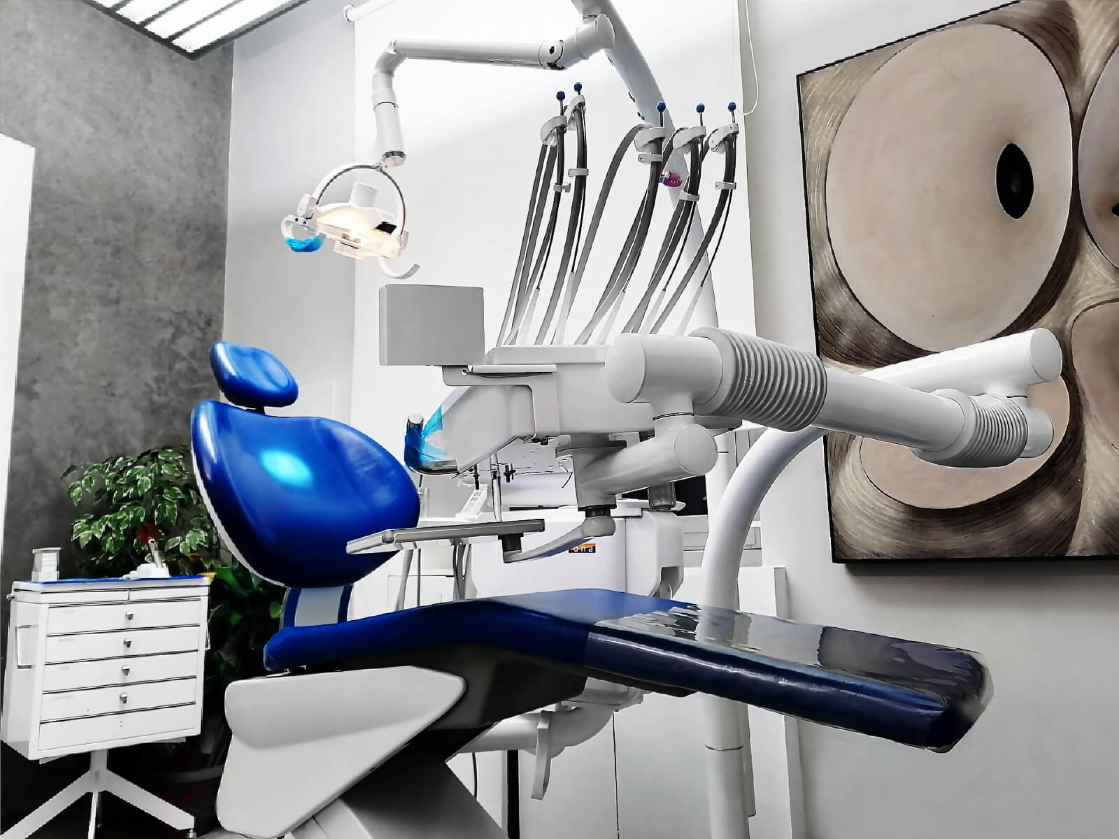 Dentista Roma Poltrona - Studio Dentistico Mazzei Partners