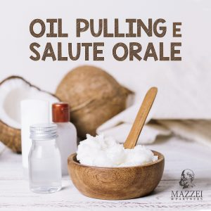 Oil pulling per denti